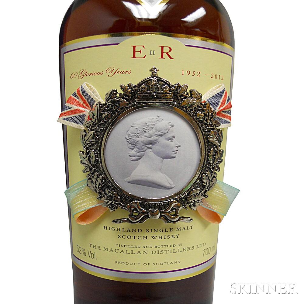 Macallan Diamond Jubilee, 1 700ml bottle (pc)