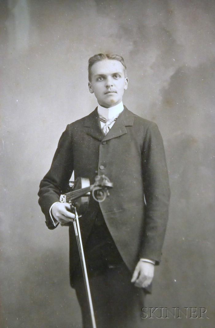 Nine Framed Pictures, c. 1890-1905