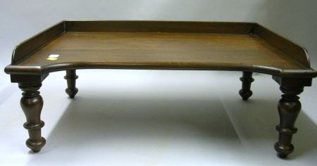 Mahogany Bed Tray