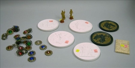 Group of Decorative and Collectible Articles