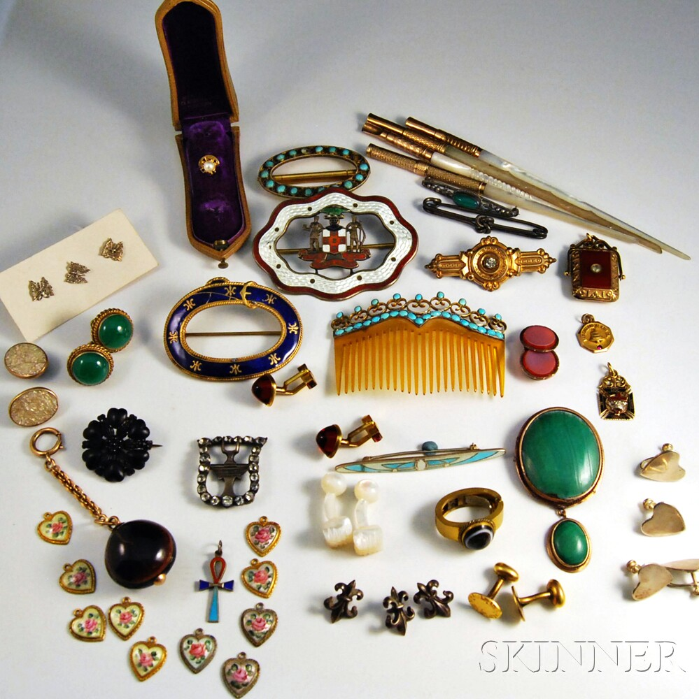 Large Group of Vintage AccessoriesLarge Group of Vintage Accessories