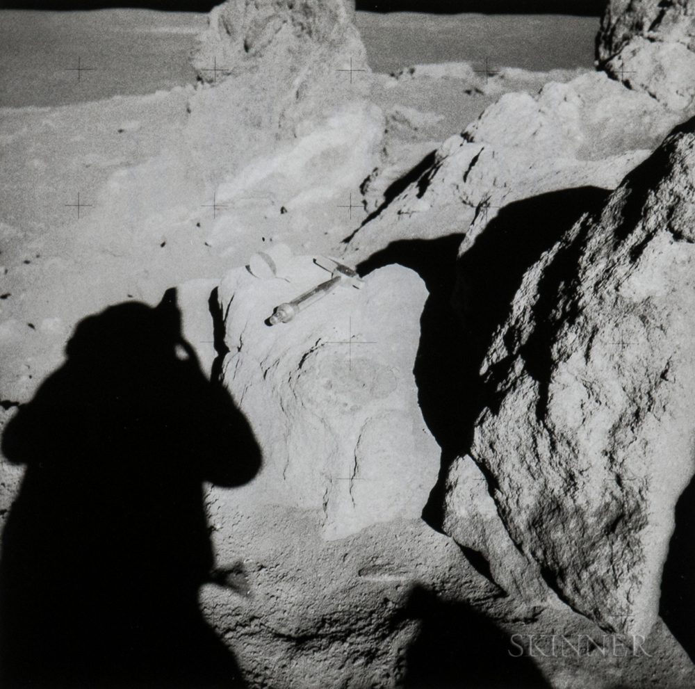Edgar Mitchell (American, 1930-2016)