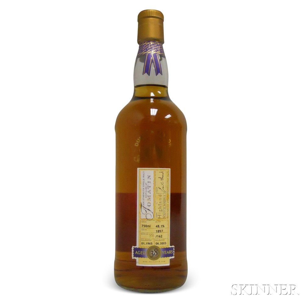 Tomatin 38 Years Old, 1 750ml bottle