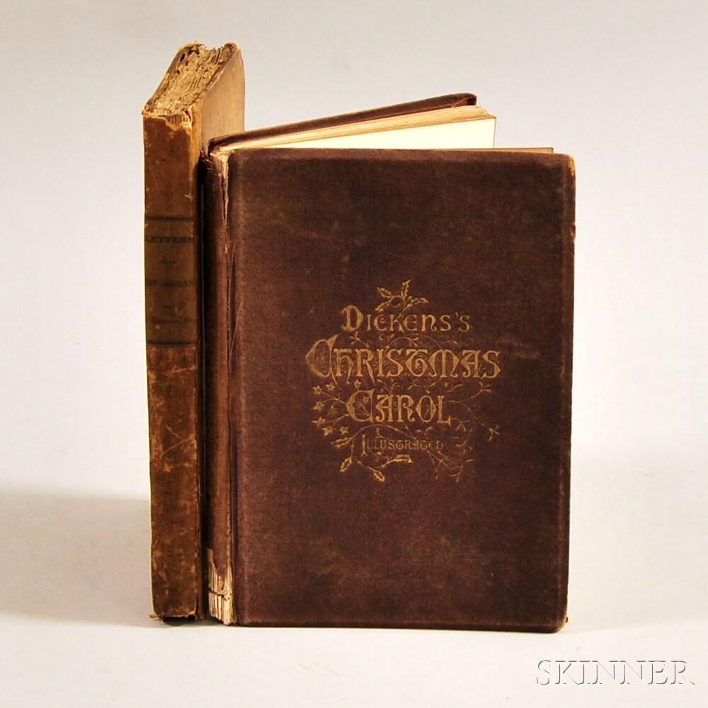 Dickens, Charles (1812-1870) A Christmas Carol