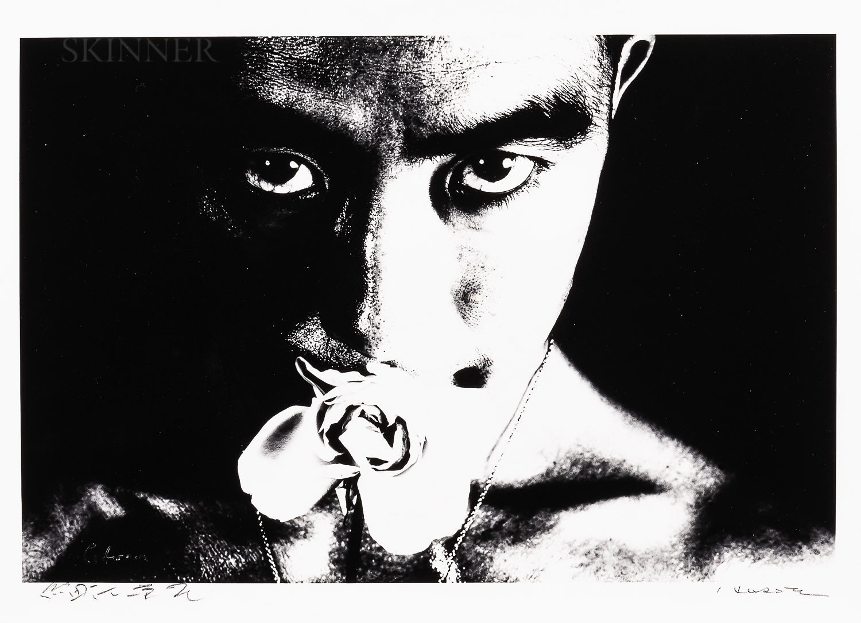 Eikoh Hosoe (Japanese, b. 1933)      Barakei, Ordeal by Roses #32
