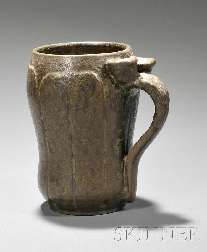 W.J. Walley Pottery Earthenware Mug