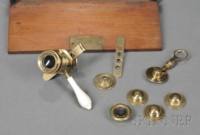 Wilson Pattern Screw Barrel Microscope Compendium