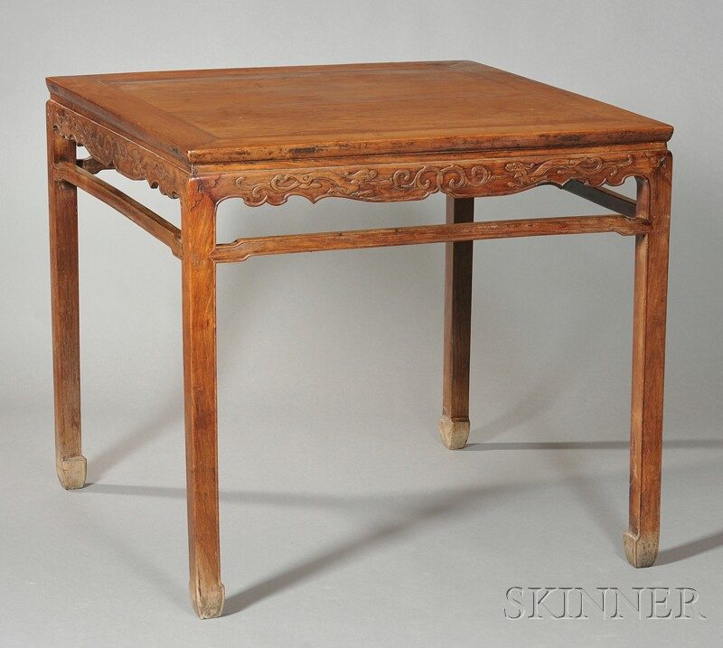 Square Huanghuali Table