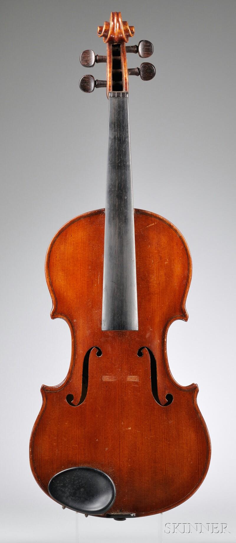 American Violin, c. 1940