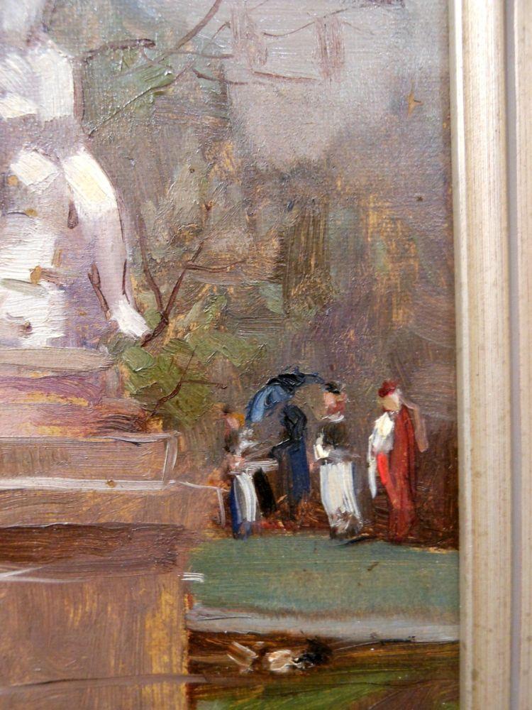 Helena Sturtevant (American, 1872-1946)      Luxembourg Gardens