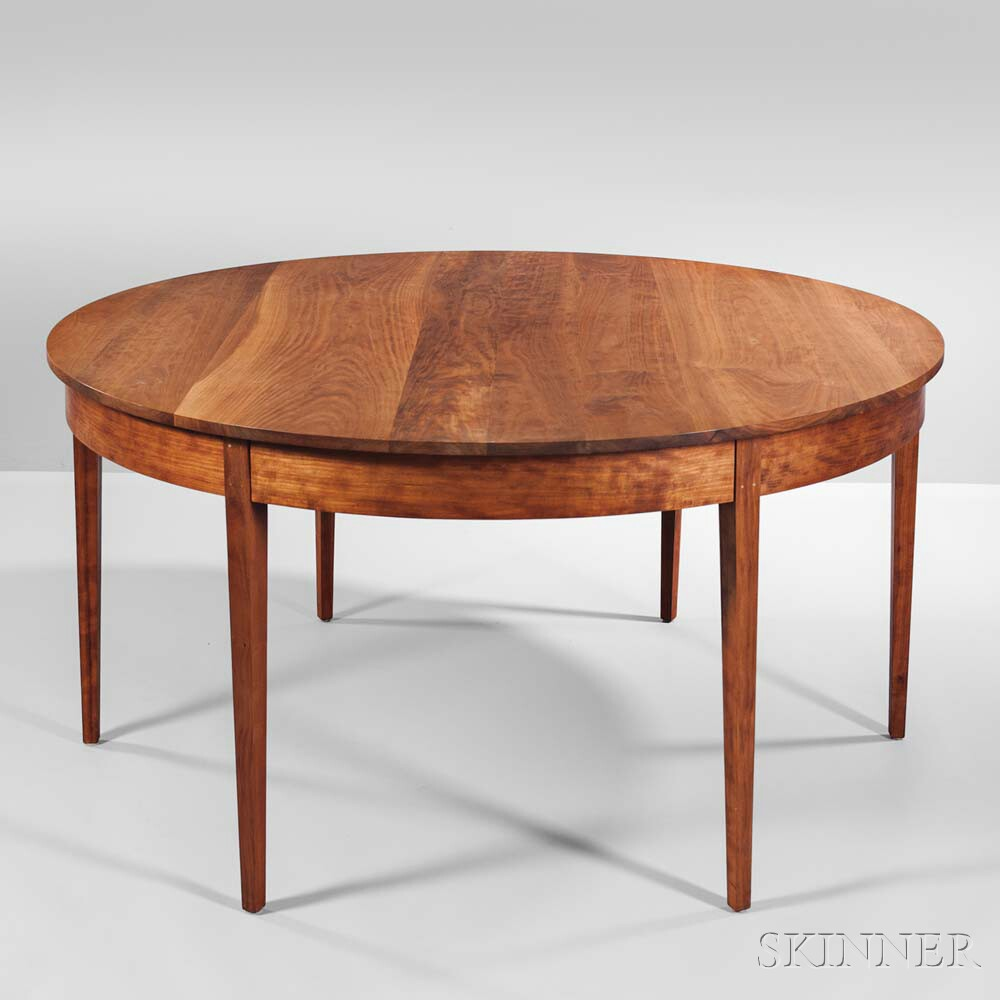 Thomas Moser Round Dining/Conference Table