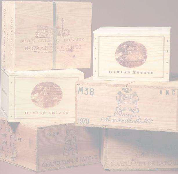 Domaine de la Romanee Conti 2000 Assortment Case