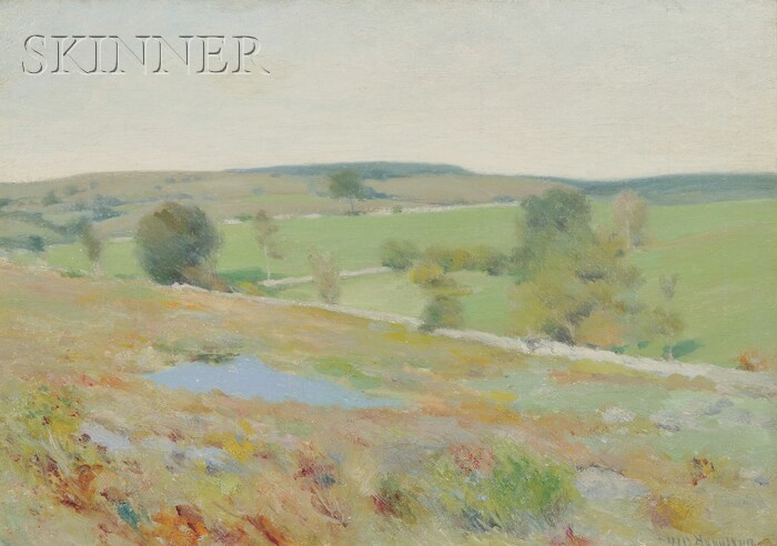 Edward Wilbur Dean Hamilton (American, 1864-1943)      September Fields