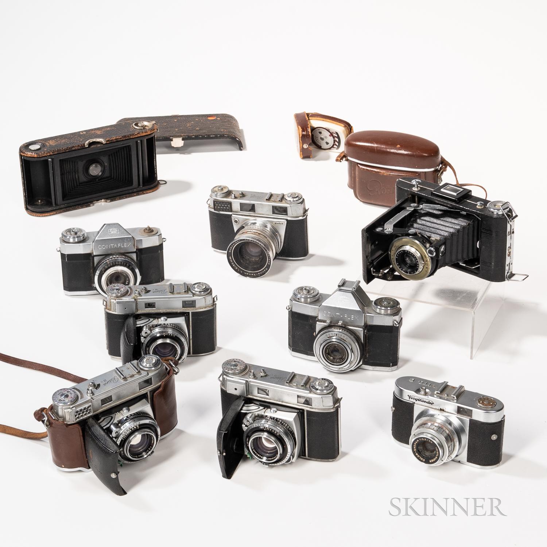 Ten Cameras