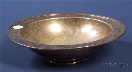 Tiffany & Co. Queen Anne-style Sterling Bowl