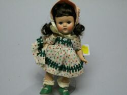 Hard Plastic Vogue Ginny Doll