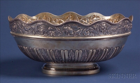 George III Silver Monteith