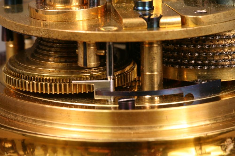 A. Ericsson Marine Chronometer