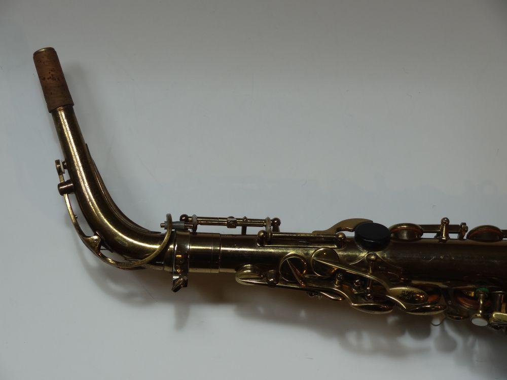 Alto Saxophone, Selmer Mark VI, Paris, 1960