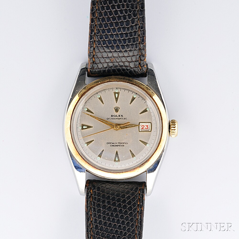 "Gentleman's Vintage ""Oyster Perpetual"" Wristwatch, Rolex"