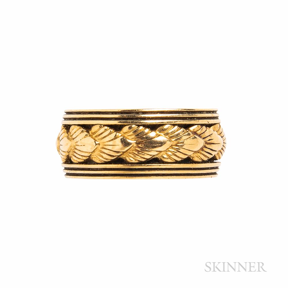 ArtCarved 14kt Gold Ring