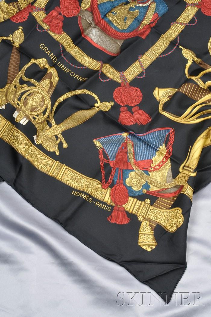 Silk Scarf, Hermes