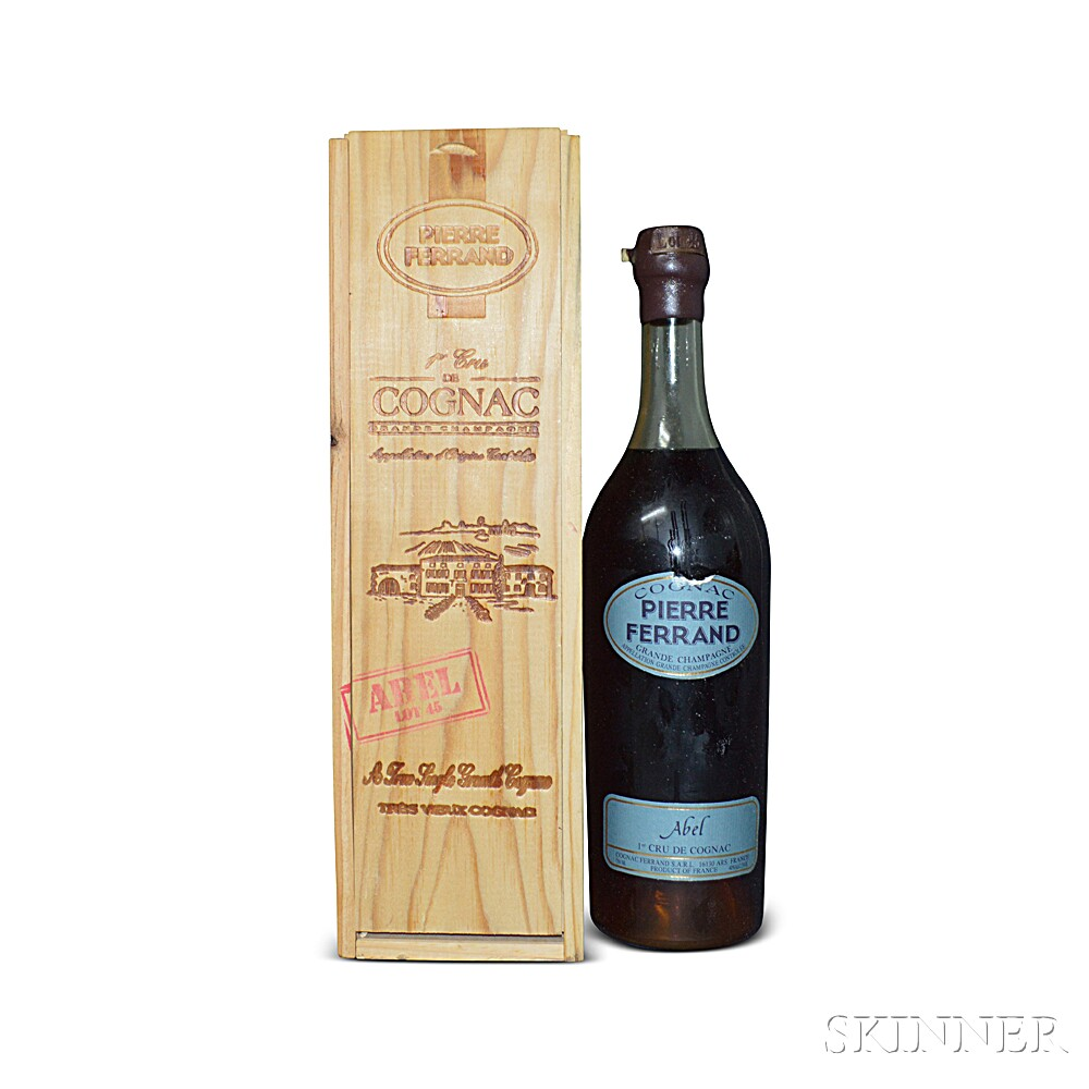 Mixed Cognac, 2 750ml bottles