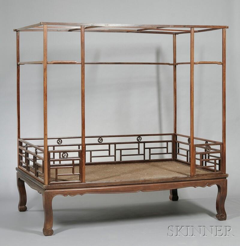 Tieli Canopy Bed