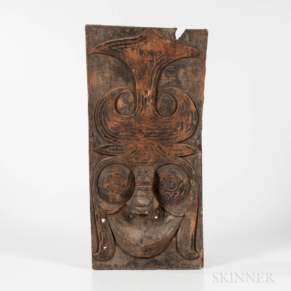 Batak Wood Panel