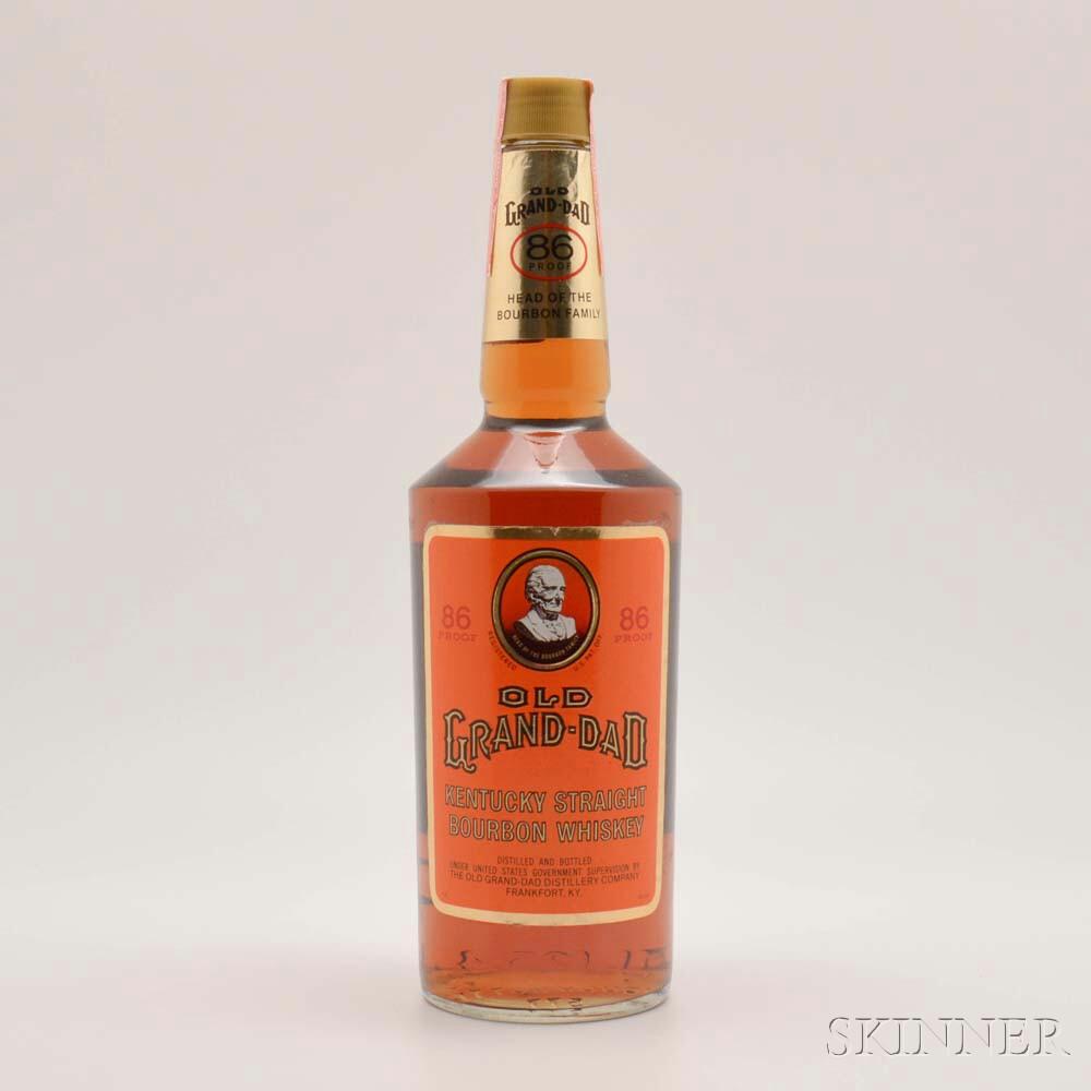 Old Grand Dad, 1 750ml bottle