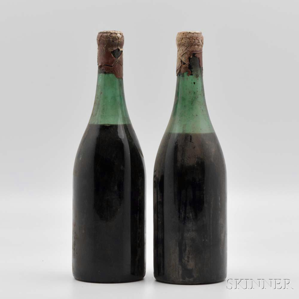 Carrvalho Ribero Ferreira Vinho Tinto Unknown, 2 bottles