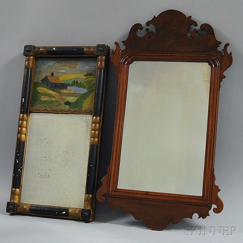 Two Early Mirrors