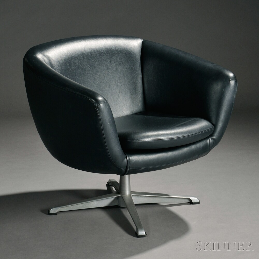 Early Pod Chair Attributed To George Mulhauser Jr. (1922 2002) For Overman