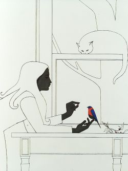 Will Barnet (American, b. 1911)  Fifth Season - 2,