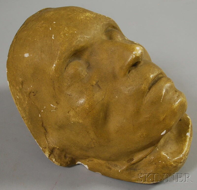 Plaster Death Mask