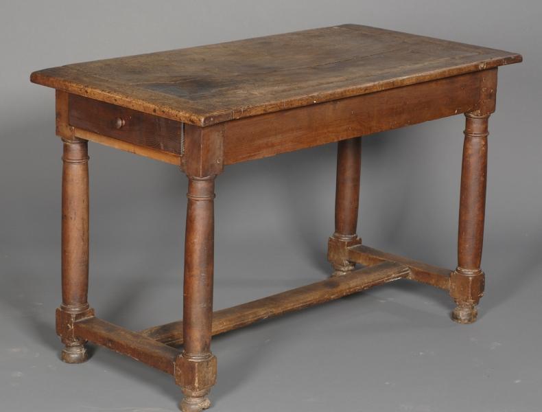 Jacobean Oak Side Table