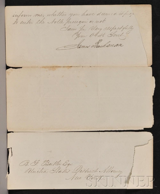 Buchanan, James (1791-1868)