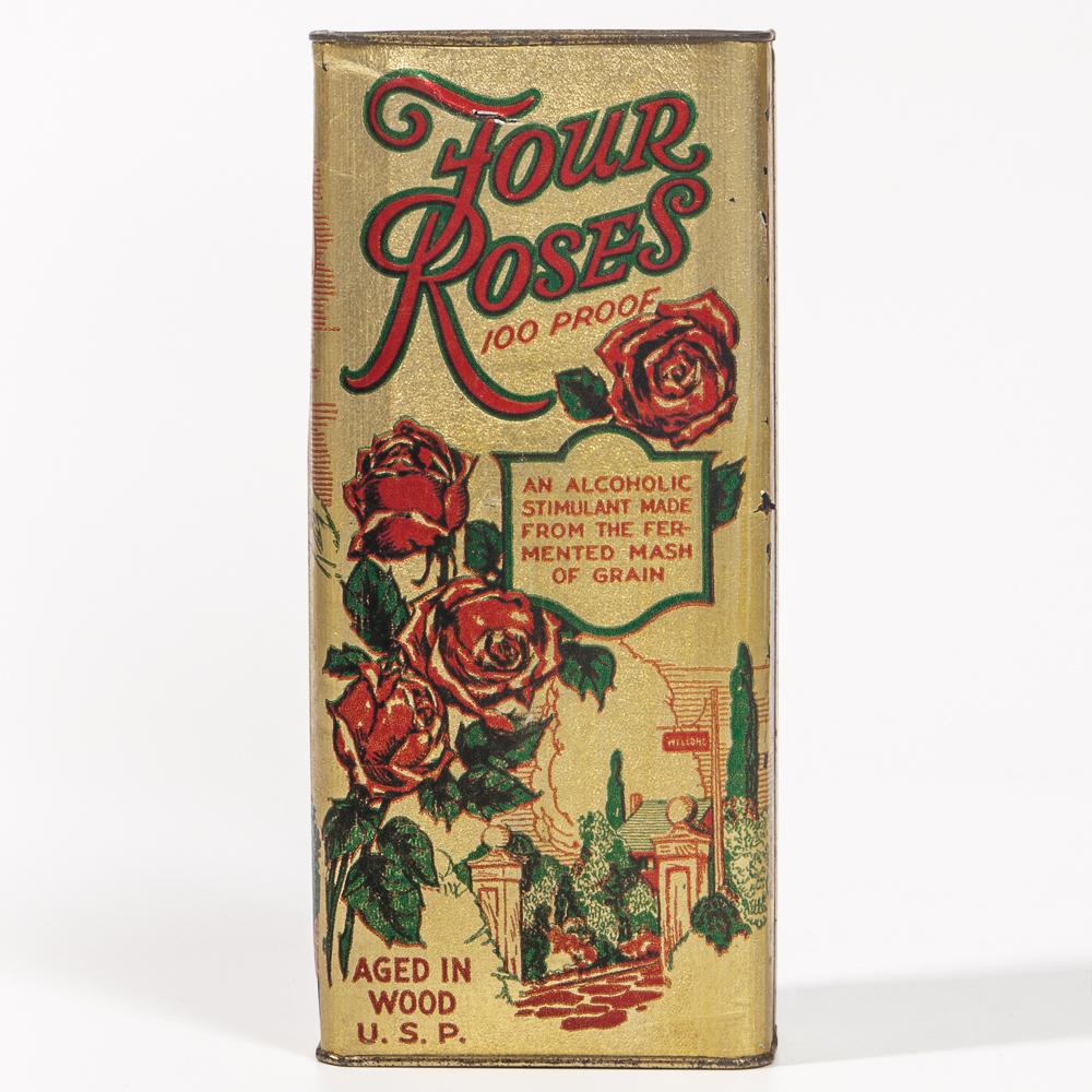 Four Roses, 1 pint bottle (ot)