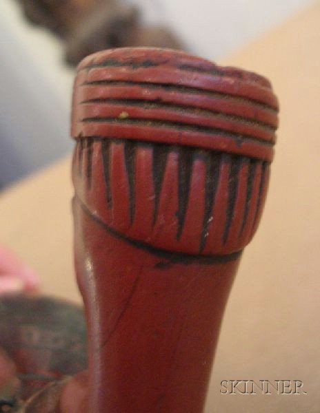 Early Great Lakes Stone and Wood Pipe