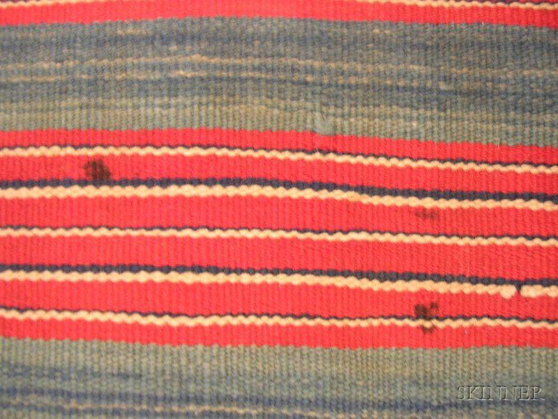 Southwest Double Saddle Blanket