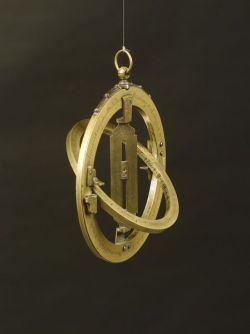 Brass  Equinoctal Ring Dial