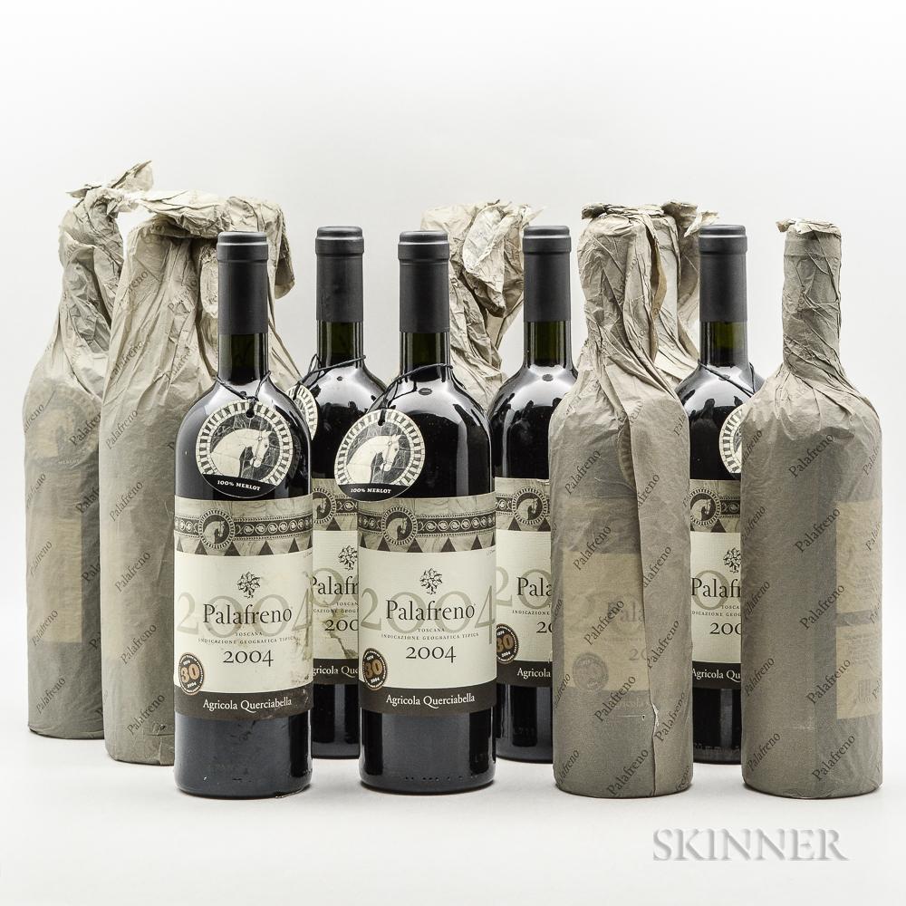 Querciabella Palafreno 2004, 12 bottles
