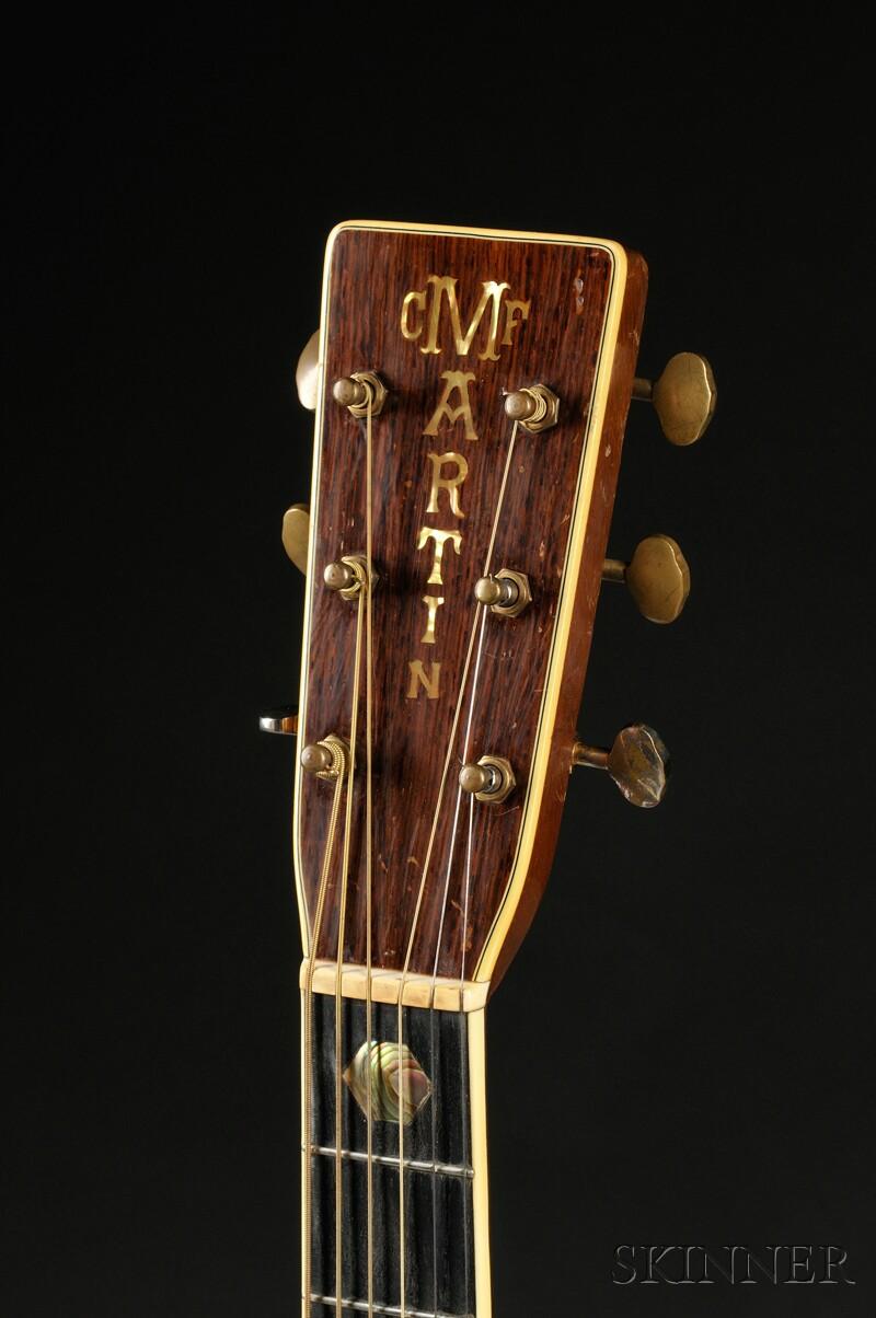 American Guitar, C.F. Martin & Company, Nazareth, 1941, Style D-45