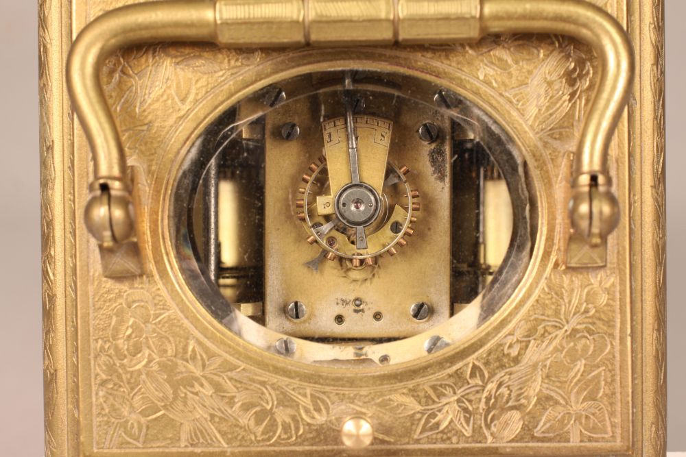 Hour-repeating, Center Seconds, Chinese Carriage Clock