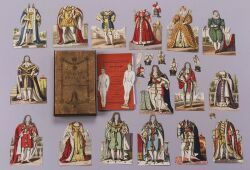 The Sovereigns of England Boxed Set