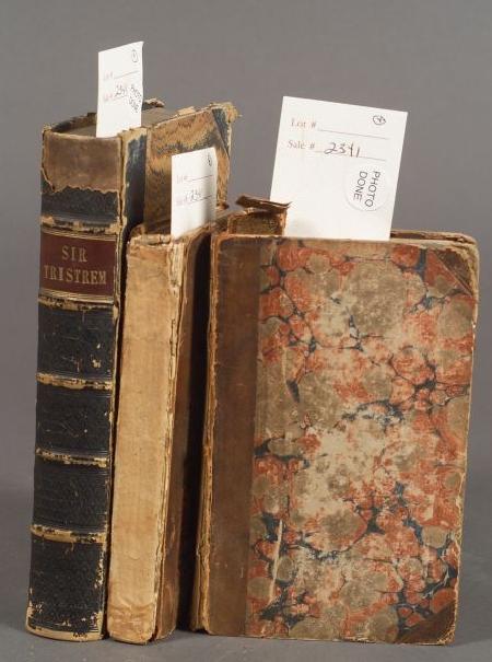 Scott, Sir Walter (1771-1832), Two titles