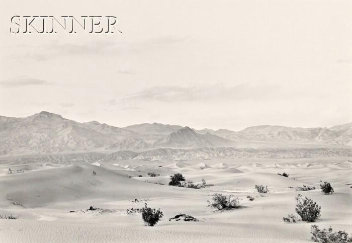 Paul Caponigro (American, b. 1932)      White Desert.
