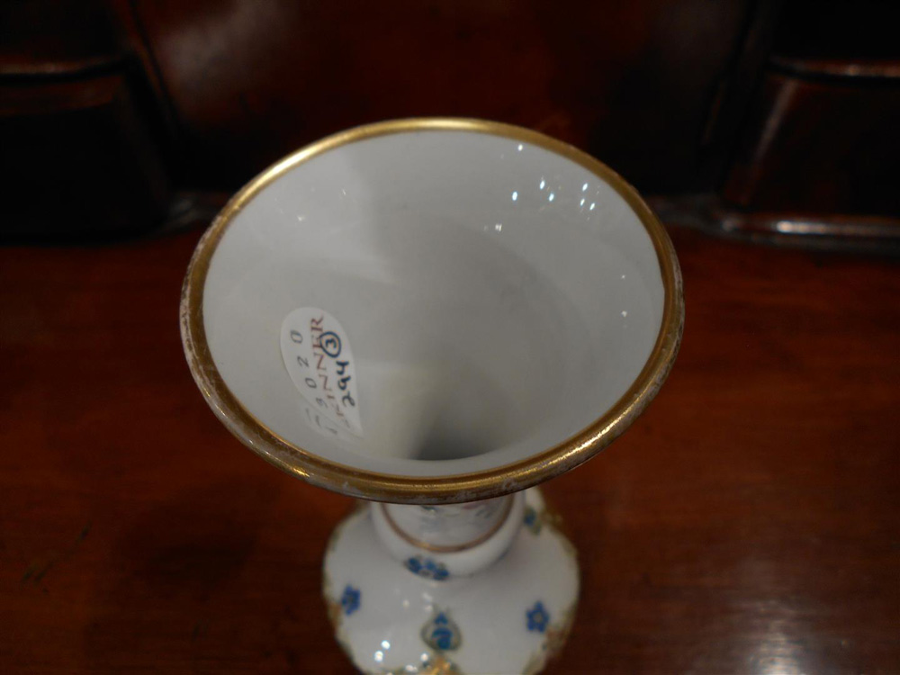 Three Moorcroft Pottery Vases
