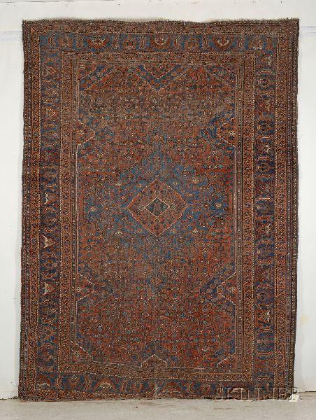 Khamseh Small Carpet