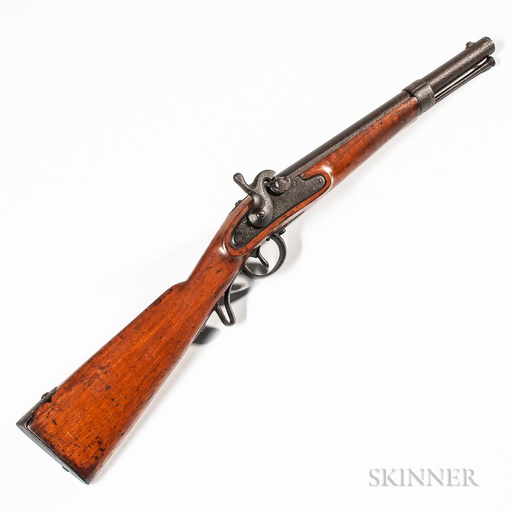 Austrian Model 1842 Percussion Cavalry Carbine